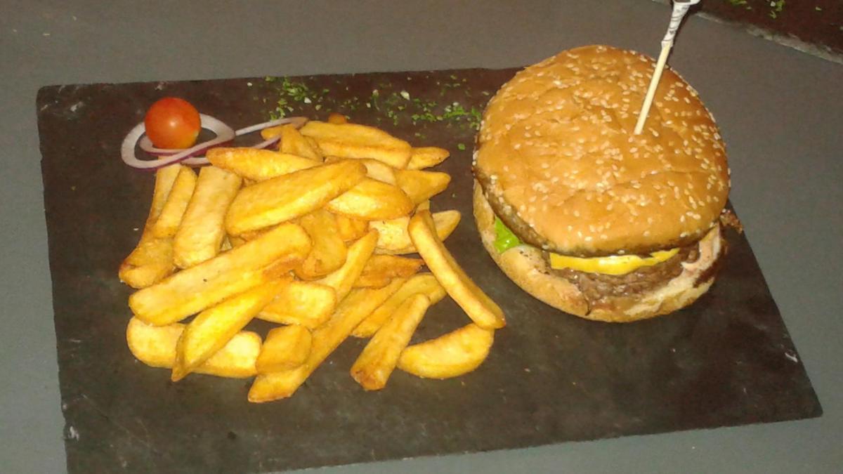 Le hamburger Classico